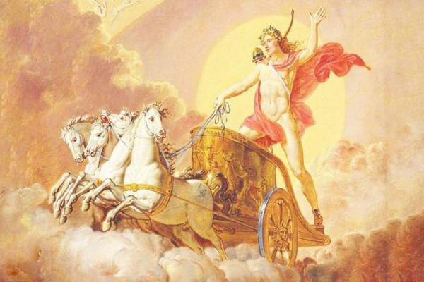 Kết cục buồn của con trai thần Mặt Trời Helios