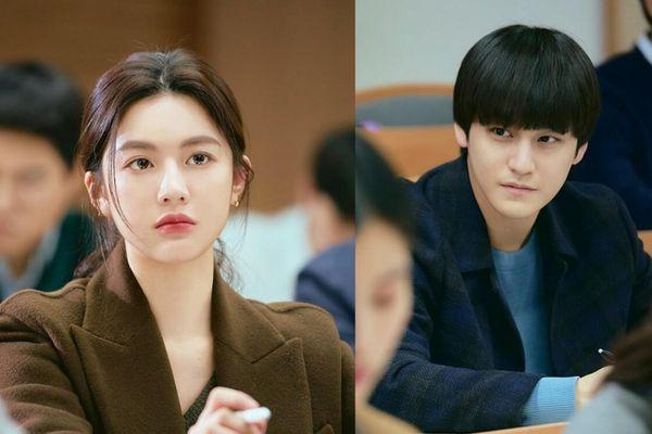 'Law School': Kim Bum bị đồn ngoại tình với Ye Seul, thầy Yang xoay chuyển tình thế một cách ngoạn mục
