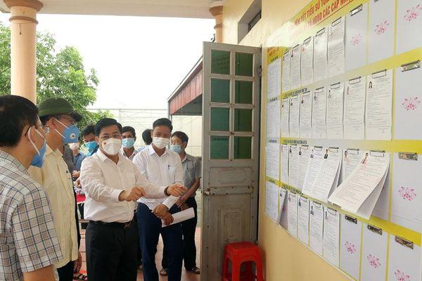 Bí thư Tỉnh ủy Dương Văn Thái: Huyện Yên Dũng cần đoàn kết, nỗ lực thực hiện 'mục tiêu kép'