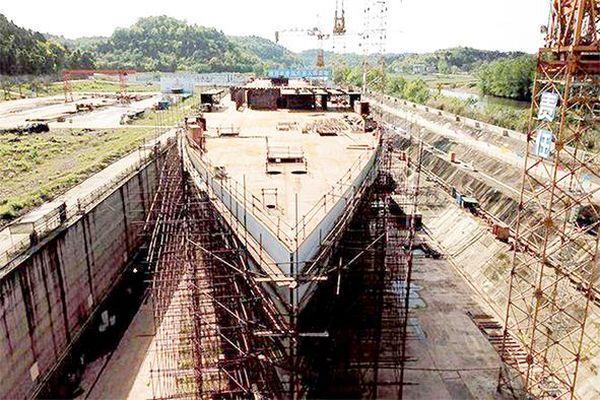 Bản sao con tàu huyền thoại Titanic ở Trung Quốc