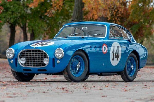 Ferrari cổ điển từng mua 200 USD, giờ có giá trên 6 triệu USD