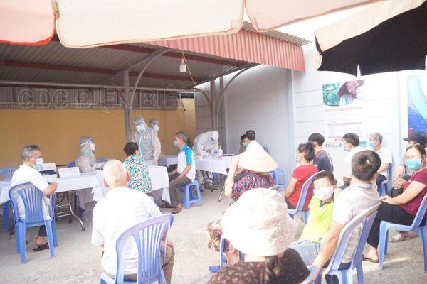 Điện Biên tổ chức 43 điểm lấy mẫu xét nghiệm SARS-CoV-2 phục vụ bầu cử