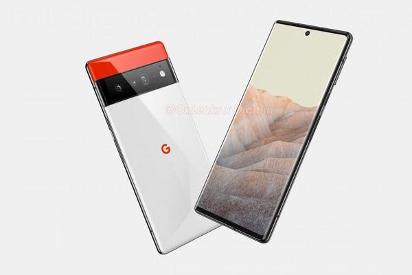 Google Pixel 6 Pro rò rỉ hình ảnh thông tin mới