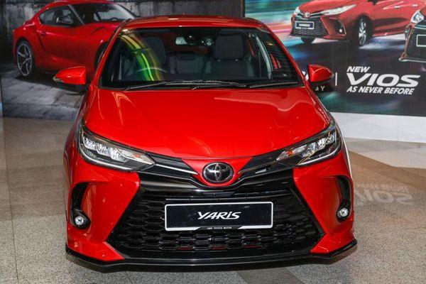 Top 10 xe compact bán chạy nhất thế giới: Toyota Yaris vô đối