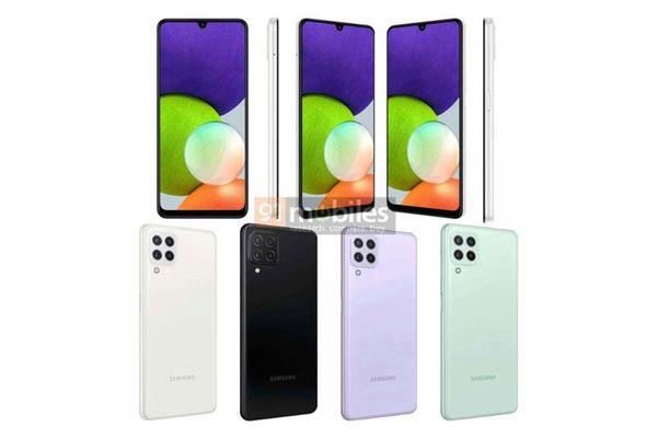 Smartphone 5G rẻ nhất của Samsung lộ diện