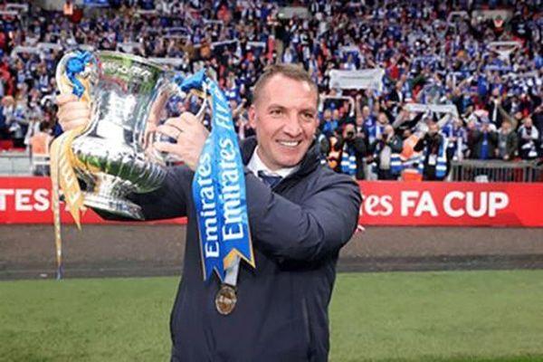 Leicester bừng tỉnh dưới bàn tay của Rodgers