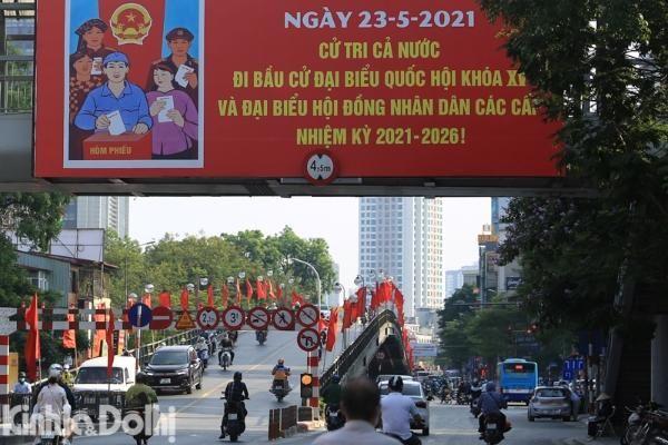 Quốc tế tin tưởng bầu cử tại Việt Nam an toàn và thành công