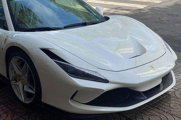 Ferrari F8 Spider âm thầm về Việt Nam, không dưới 23 tỷ đồng
