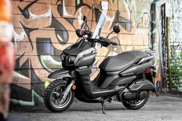Yamaha Zuma 125 đời 2022 ra mắt, đối thủ Honda ADV 150
