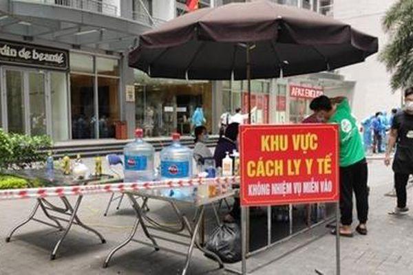Hà Nội tìm người đến 10 địa điểm liên quan chùm ca bệnh ở Times City