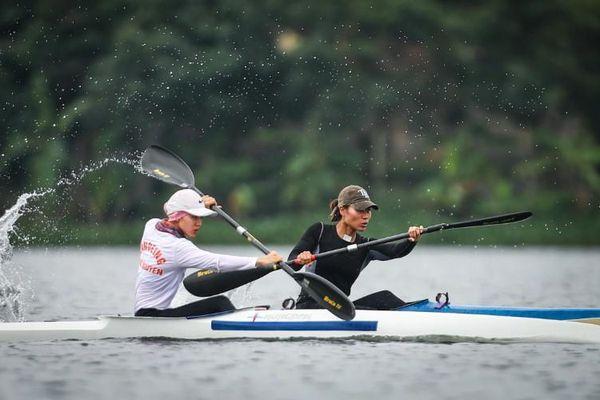 VĐV Rowing Đinh Thị Hảo: 'Gái Tuyên' xuống phố