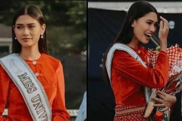 Sau bác tin bị truy nã, Hoa hậu Hoàn vũ Myanmar 2020 tị nạn ở Mỹ, được cấp nhà ở tạm thời