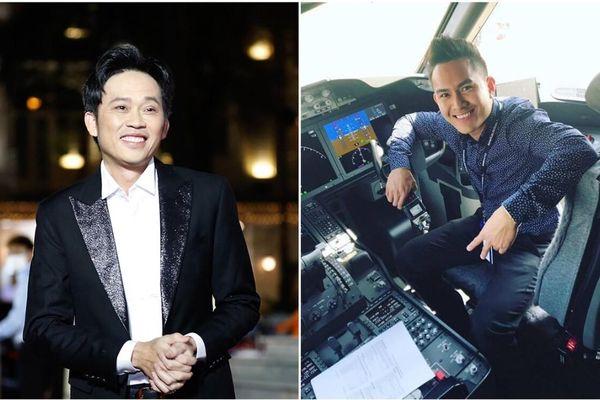 Con trai NS Hoài Linh: Tốt nghiệp cử nhân ĐH lớn ở Mỹ, kỹ sư hàng không American Airlines