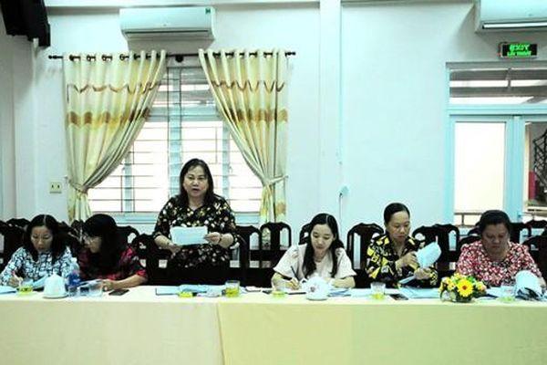 Ðóng góp văn kiện Ðại hội đại biểu Phụ nữ TP Cần Thơ