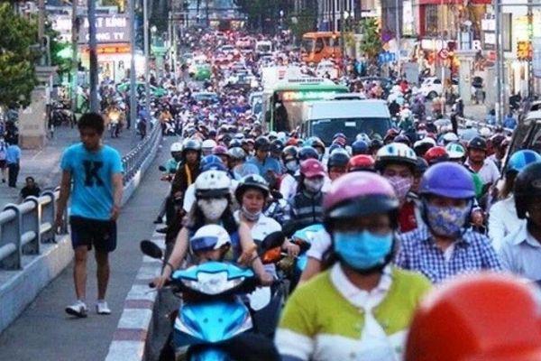 Thí điểm đóng mở dải phân cách theo giờ nút giao cầu Nguyễn Tri Phương