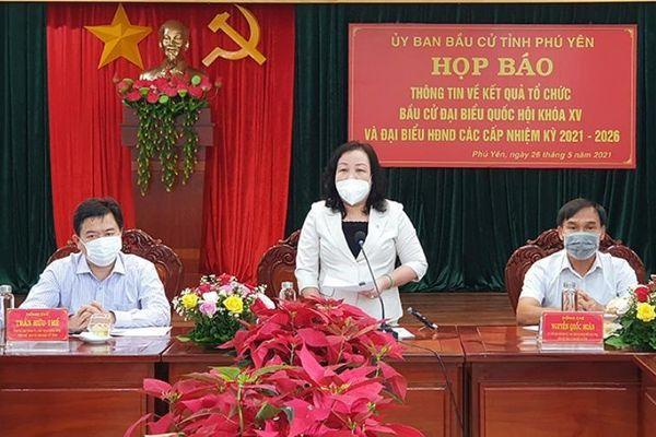 Công bố danh sách 50 đại biểu HĐND tỉnh Phú Yên