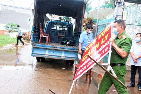 Đắk Lắk gỡ bỏ phong tỏa khu dân cư có bệnh nhân Covid-19