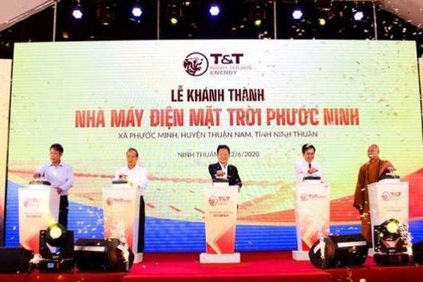 Sở Công Thương Ninh Thuận bị kiểm điểm vì tiếp Tập đoàn T&T trong mùa dịch