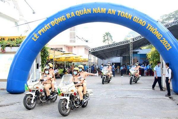 TP.HCM tăng cường các biện pháp làm giảm tai nạn giao thông