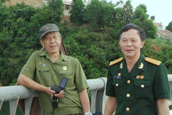 Vĩnh biệt cựu lính xế Trường Sơn cùng ám ảnh trắng