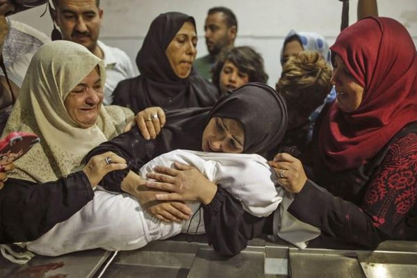 Người dân vùng Vịnh quyết không im lặng về nỗi đau của Palestine