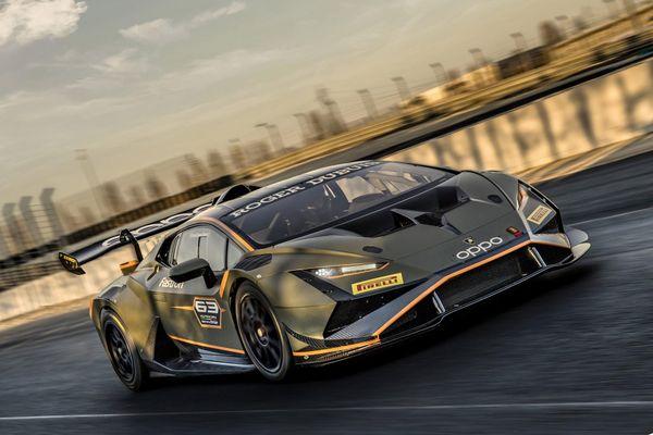 Ra mắt Lamborghini Huracan Super Trofeo EVO2 với mức giá 306.000 USD