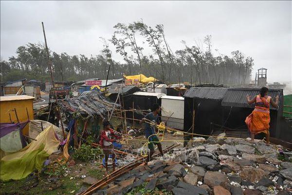 Ấn Độ, Bangladesh hứng chịu nhiều thiệt hại do bão Yaas