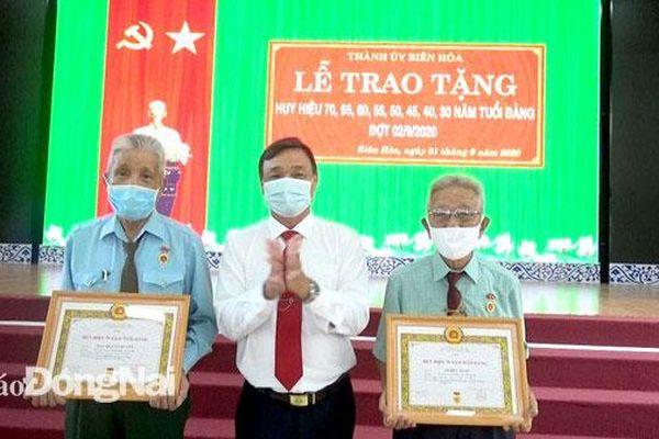 Đảng bộ TP.Biên Hòa: Còn những khó khăn, vướng mắc trong công tác xây dựng Đảng