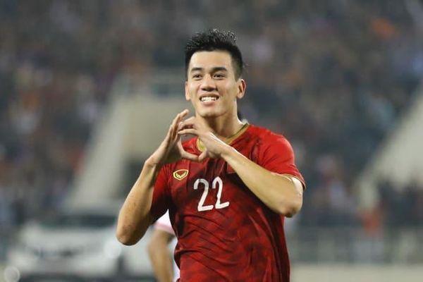 AFC đề cao Nguyễn Tiến Linh của tuyển Việt Nam
