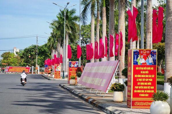 Quảng Nam công bố danh sách 57 đại biểu HĐND tỉnh