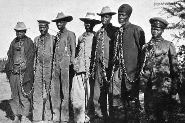 Đức chính thức thừa nhận tội ác diệt chủng ở Namibia thời thuộc địa