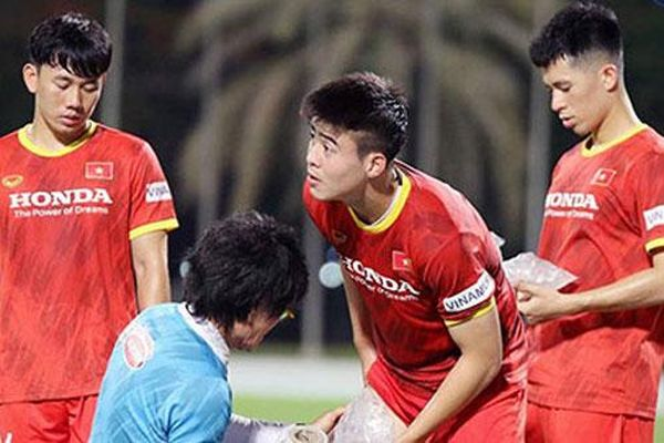 HLV Park Hang Seo sẽ thay đổi nhân sự ở trận gặp Jordan