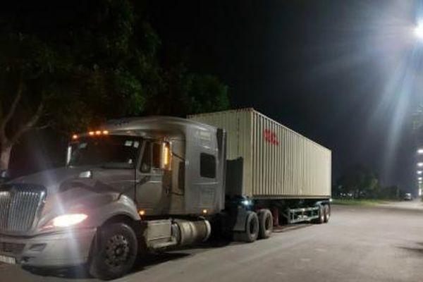 TP.HCM: Sắp cấm xe container lưu thông đường Đỗ Xuân Hợp