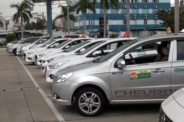 Đà Nẵng cho phép lái xe taxi, xe công nghệ hoạt động trở lại