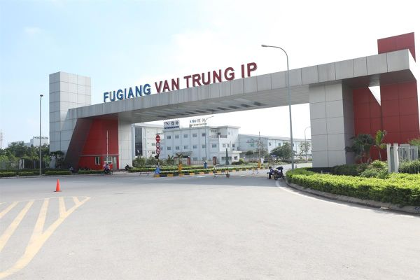 8 doanh nghiệp trong khu công nghiệp Bắc Giang chưa thể hoạt động trở lại