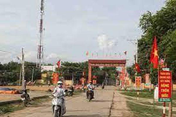 Ninh Thuận: Làng Chăm Thành Tín xây dựng nông thôn mới