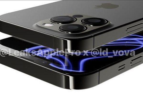 Rò rỉ bản thiết kế mới của iPhone 13
