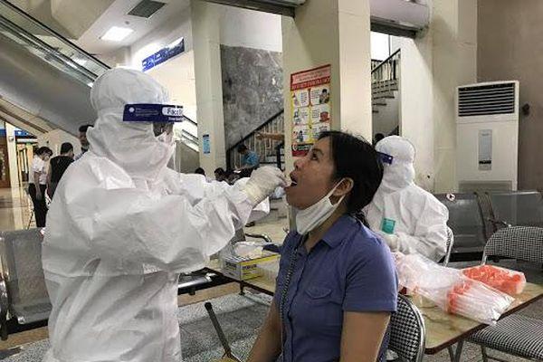 Giám đốc Sở Y tế Hà Nội, TS Trần Thị Nhị Hà: Khóa chặt nguồn lây Covid-19
