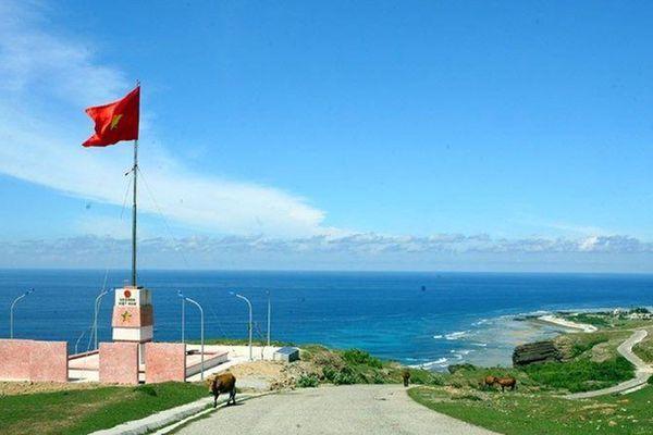 Báo cáo Thủ tướng bổ sung sân bay trên đảo Lý Sơn, Phú Quý vào quy hoạch