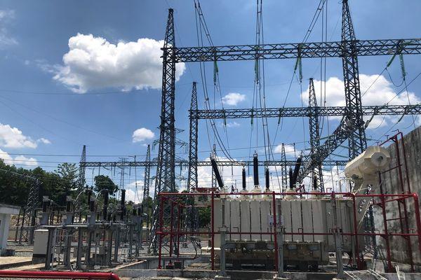 Đóng điện dự án nâng công suất TBA 220 kV Sơn Hà
