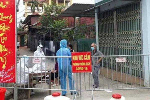 Hà Nội: Dỡ cách ly y tế tại xã Hiệp Thuận, huyện Phúc Thọ