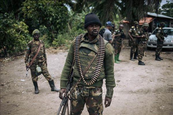 Thảm sát tại 2 ngôi làng ở CHDC Congo làm ít nhất 39 người thiệt mạng