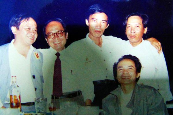 Nhà thơ Nguyễn Trọng Tạo với 'Đà Nẵng không đề'