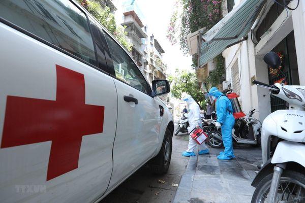 Người từ TPHCM về Hà Nội phải khai báo y tế và tiến hành tự cách ly