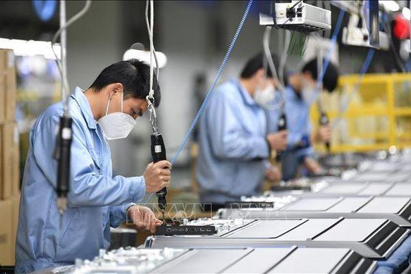 Hoạt động sản xuất của châu Á tiếp tục tăng trưởng