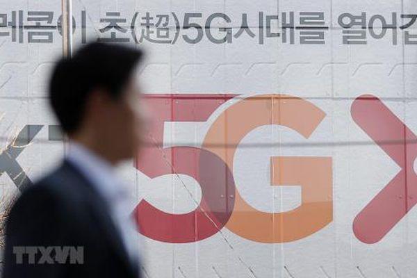 Số lượng thuê bao di động 5G ở Hàn Quốc tiếp tục tăng
