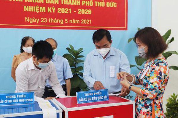43,6% người trúng cử HĐND TPHCM là nữ