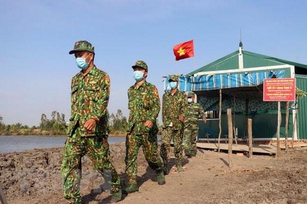 Kiên Giang: Siết chặt kiểm soát, ngăn chặn người xuất nhập cảnh trái phép