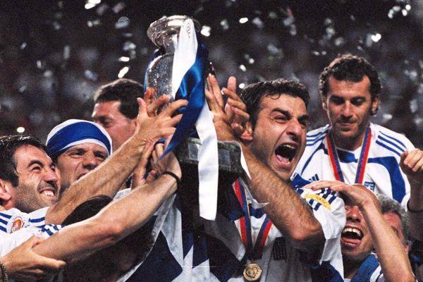 Phép màu Hy Lạp ở Euro 2004