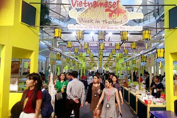 Hỗ trợ doanh nghiệp đưa hàng Việt vào thị trường Thái Lan